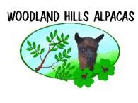 Woodland Hills Alpacas - Logo