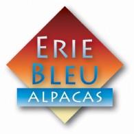 Erie Bleu Alpacas - Logo