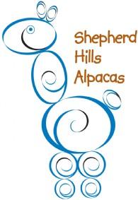 Shepherd Hills Alpacas - Logo