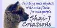 Shai-J Criations Alpacas - Logo