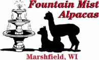 Fountain Mist Alpacas, LLC - Logo