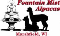 Fountain Mist Alpacas, LLC - Logo