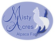 Misty Acres Alpaca Farm - Logo