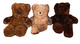 "Photo of 6"" Classic Teddy Bears"