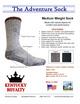 Photo of Kentucky Royalty Adventure Sock