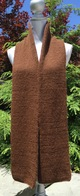 Photo of 100% Alpaca Scarves Handmade by Emily