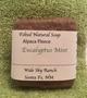 Photo of Eucalyptus Mint Handmade Felted Soap