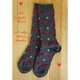Photo of SOCKS: Baby-fine VALENTINES!