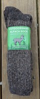 Photo of Outdoorsman  Alpaca sock