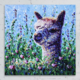 """Photo of Art Print of """"Meadow Bliss""""  (8""""x8"""")"""